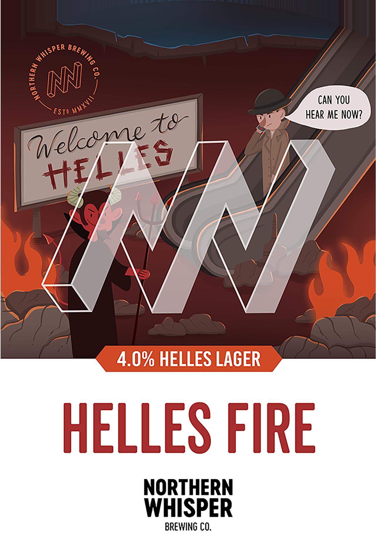 Helles Fire